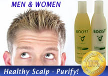 scalp care and problems
