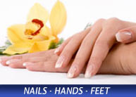 nail fungus&l care - feet therapy